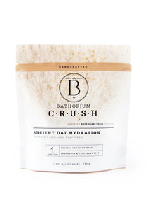 CRUSH Bath Soak Ancient Oat Hydration