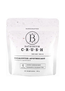 CRUSH Bath Soak Eucalyptus Apothecary