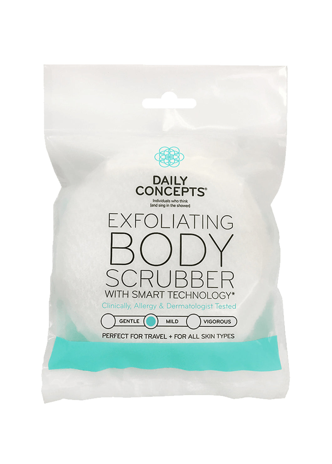 Daily Concepts Body Scrubber