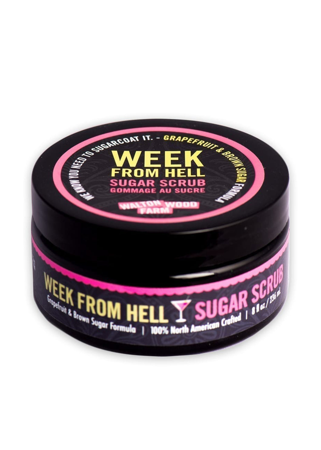 Sugar Scrub - Week From Hell