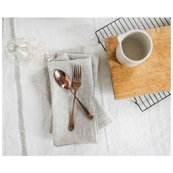 Set of 4 - Heirloom Napkins
