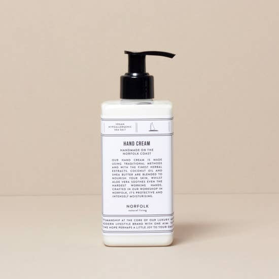 Hand Cream - Sea Salt - 300ml