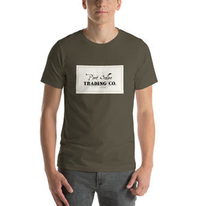 Unisex Premium T-Shirt - The Original Port Soller Trading Co - Assorted Colours