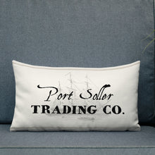 "Load image into Gallery viewer, Scatter Cushion - Port Soller Trading Co (12""x20"")"
