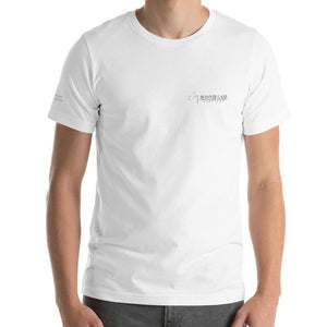 The Original Bonnie Lass Crew T-Shirt (White)