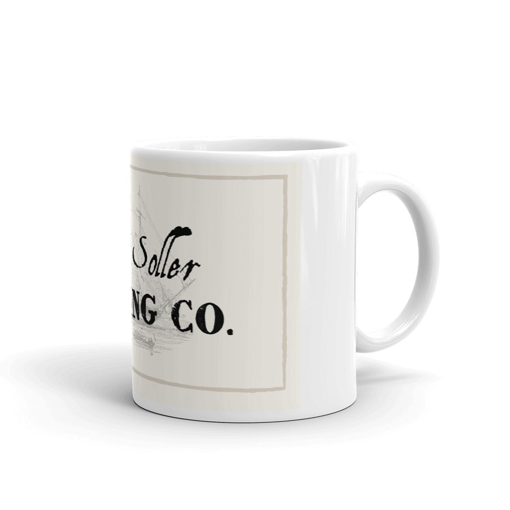 The Port Soller Trading Co. Coffee Mug