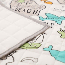 Load image into Gallery viewer, Baby Play Mat - World Explorer Map