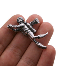 Load image into Gallery viewer, Scuba Diver Pendant