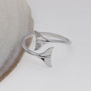 Whale Tail / Manta Joy / Ring - 2 Styles