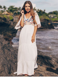 All Romance Beach Dress