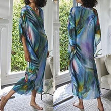 Load image into Gallery viewer, Wild Child Kaftan Robe