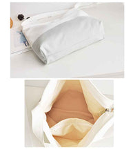 Load image into Gallery viewer, Eco Canvas Shoulder Bag (5 colours)