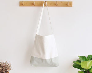 Eco Canvas Shoulder Bag (5 colours)