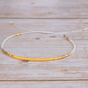 Maribel Seed Bead Bangle