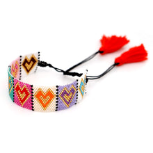 Load image into Gallery viewer, Love is in the Air Miyuki Bracelet