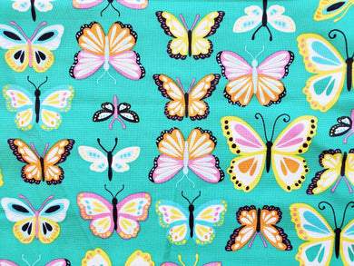 Pet Bed - Butterfly Print