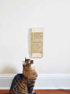 Cat Scratcher - Wall Mounting