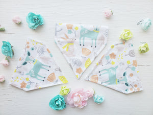 Woodland Furiends Bandanna - Small - Slips on Collar