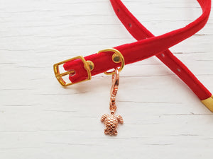 Pendant - Sea Turtle - Pet Collar Accessory