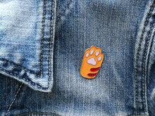 Load image into Gallery viewer, Enamel Paw Pins