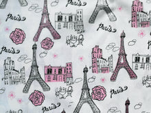Load image into Gallery viewer, Pet Bed - Paris Sparkle Print