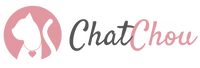 Logo Chat Chou | blog et boutique chat