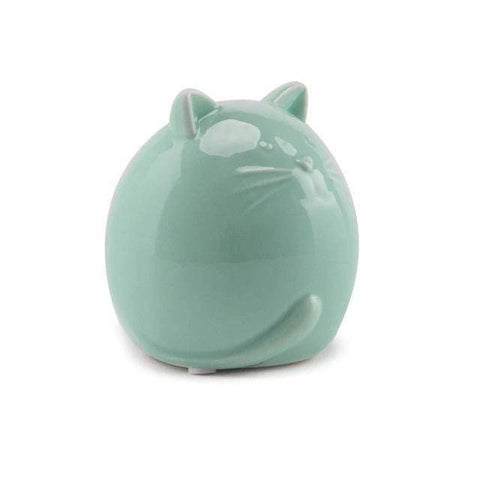 Statuette Chat  Multicolore