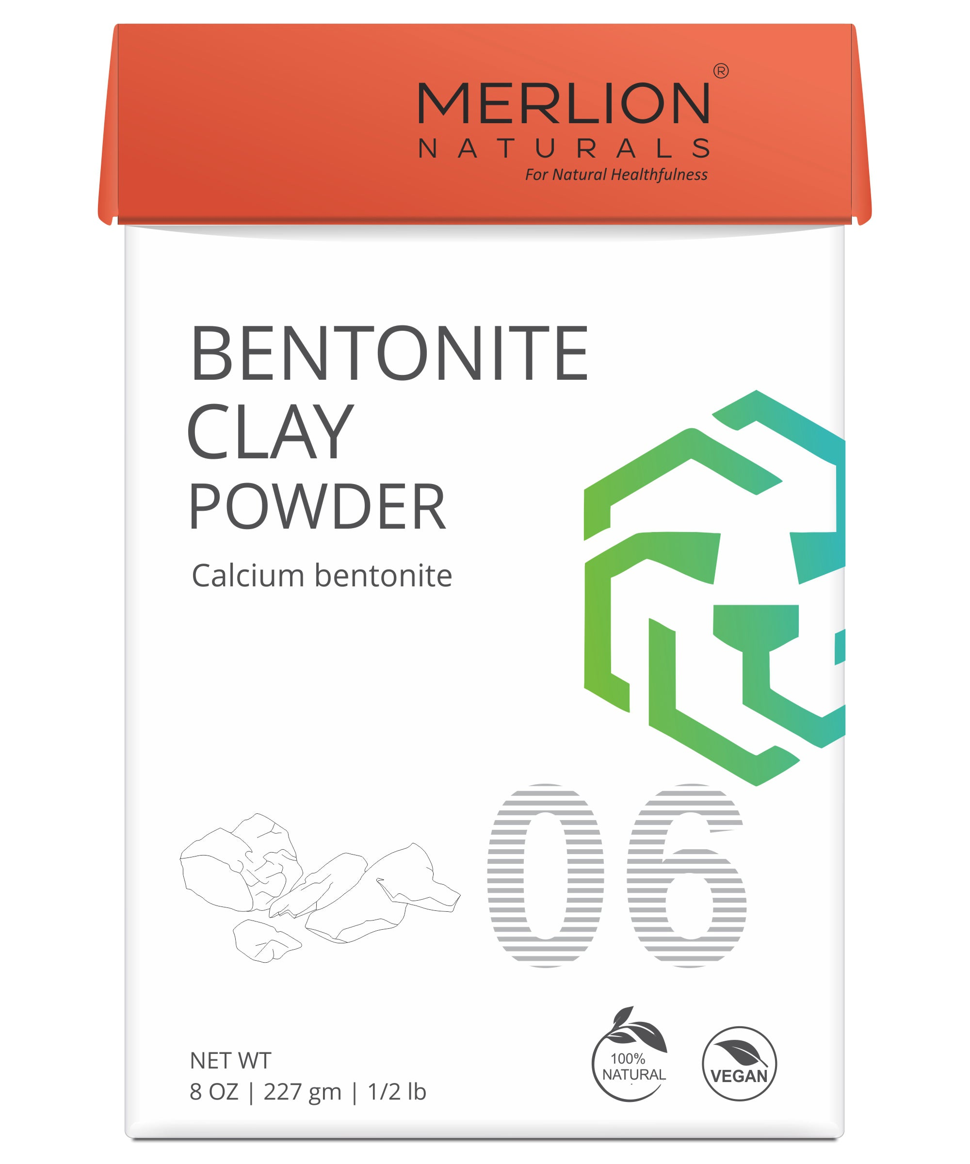 Bentonite Clay Powder | Calcium bentonite