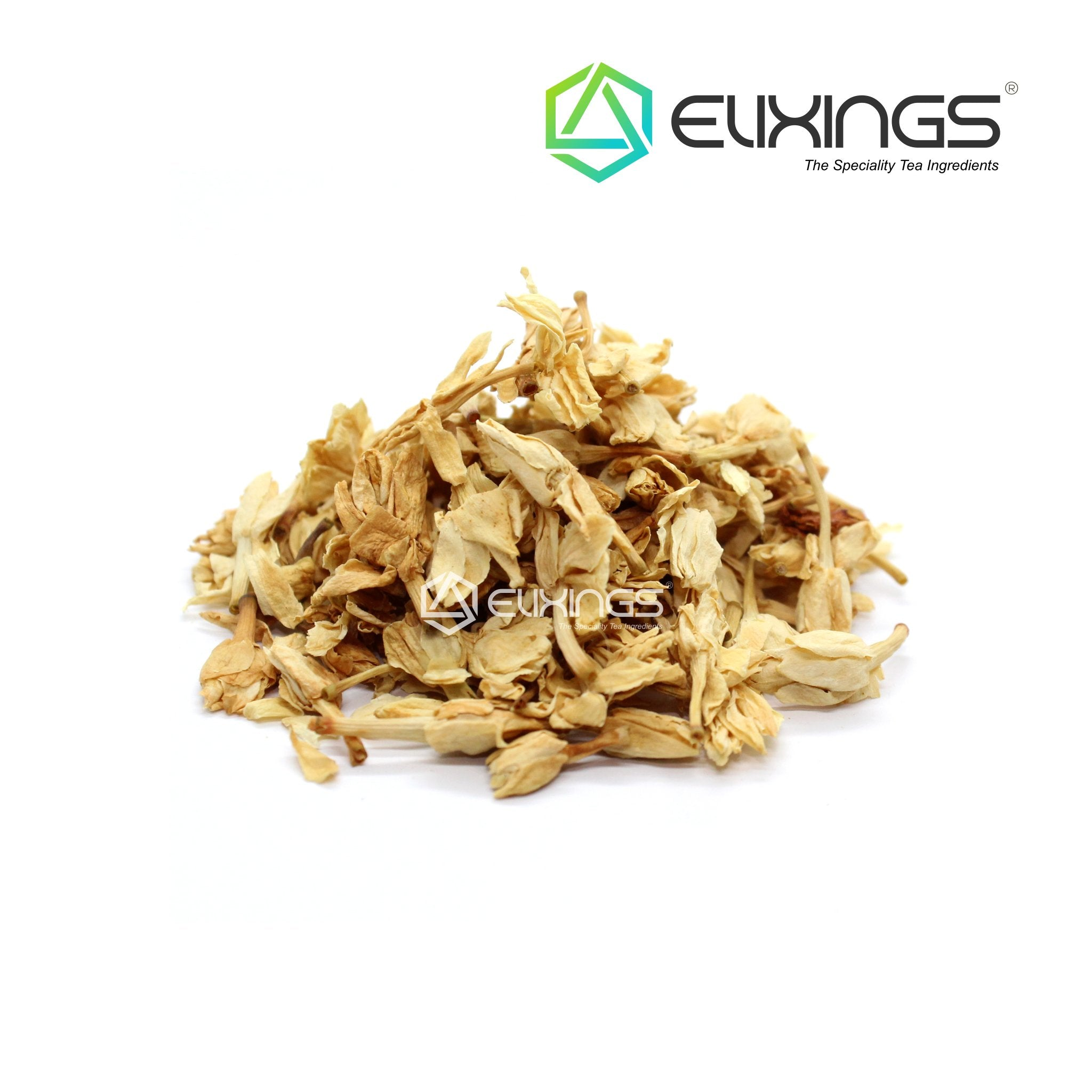 Jasmin Flower Petals Dried Whole
