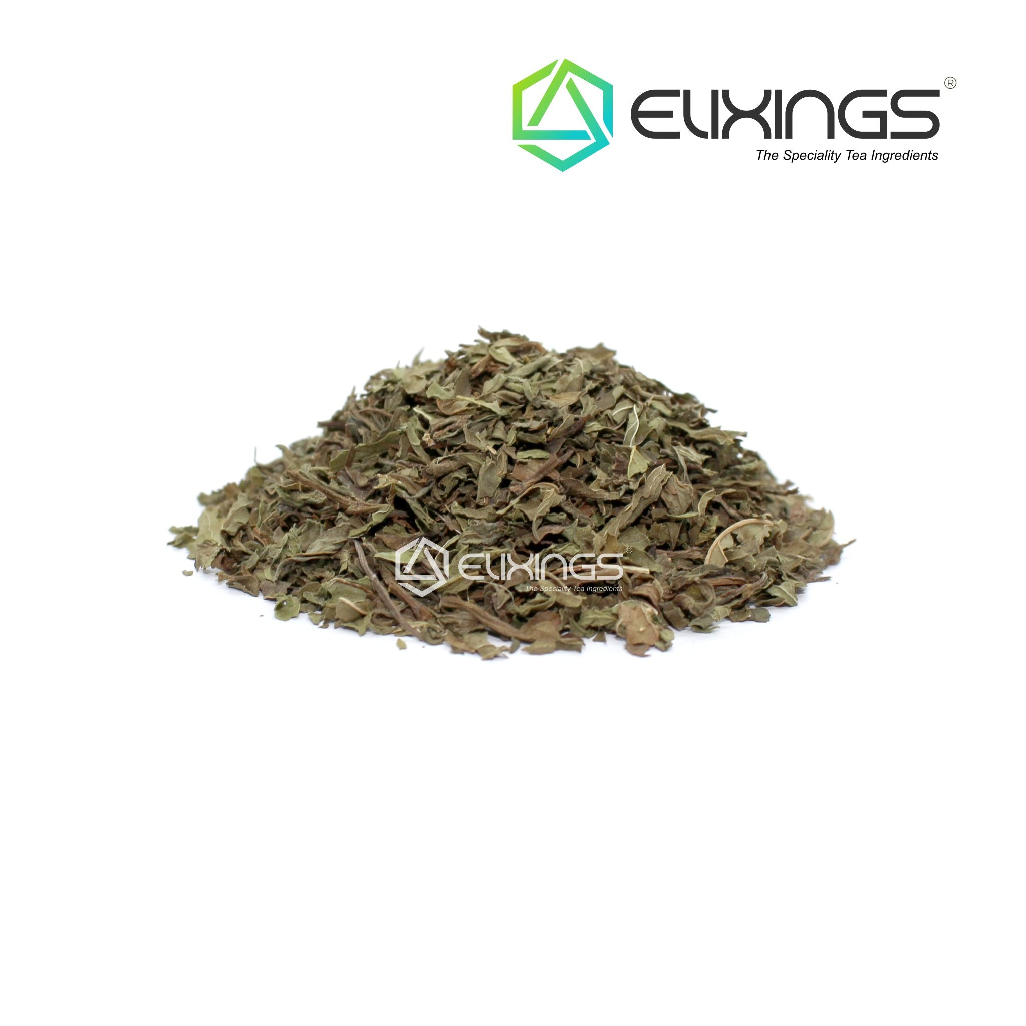 Organic Spearmint Leaves Loose Leaf Cut