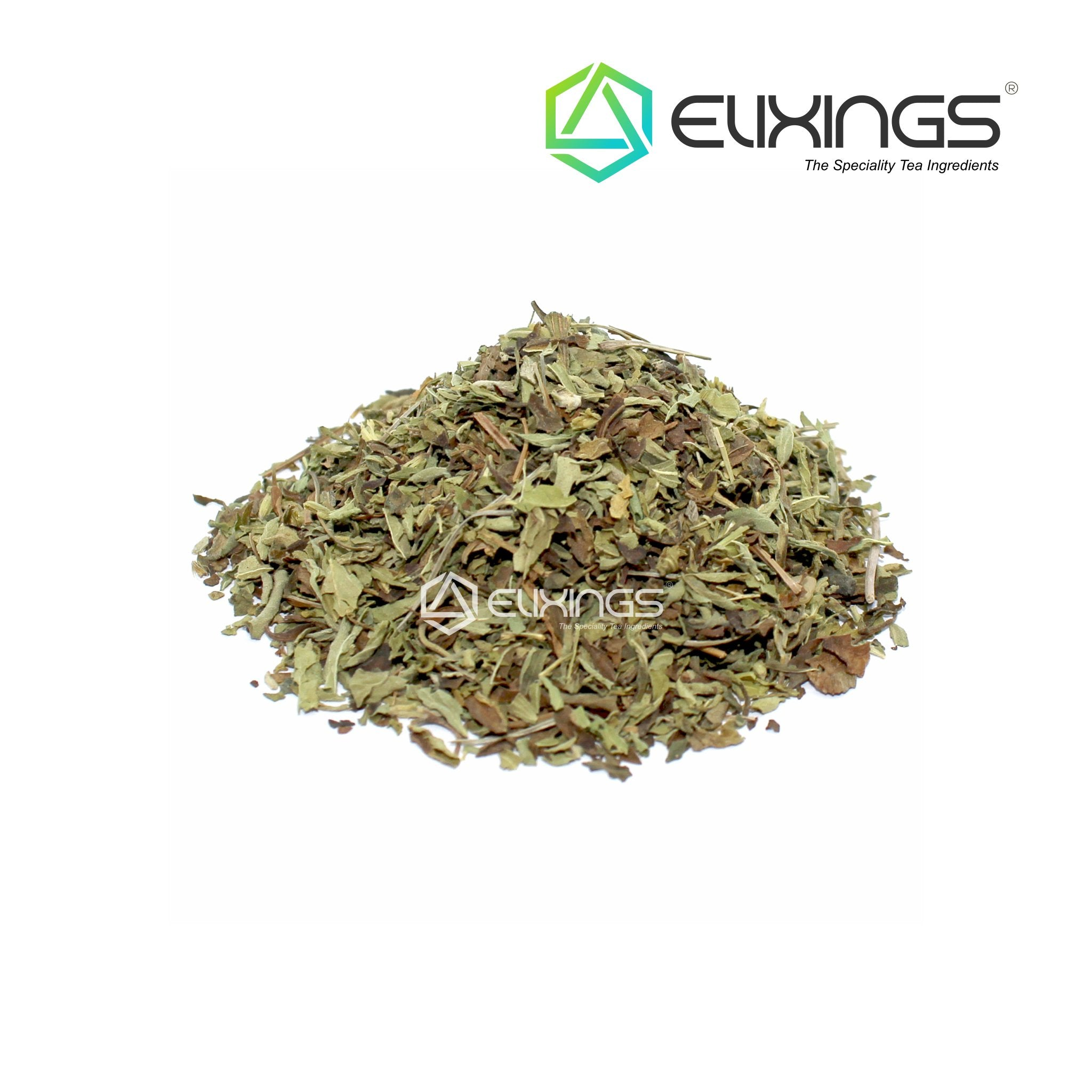 Organic Stevia Leaves Loose Leaf Cut