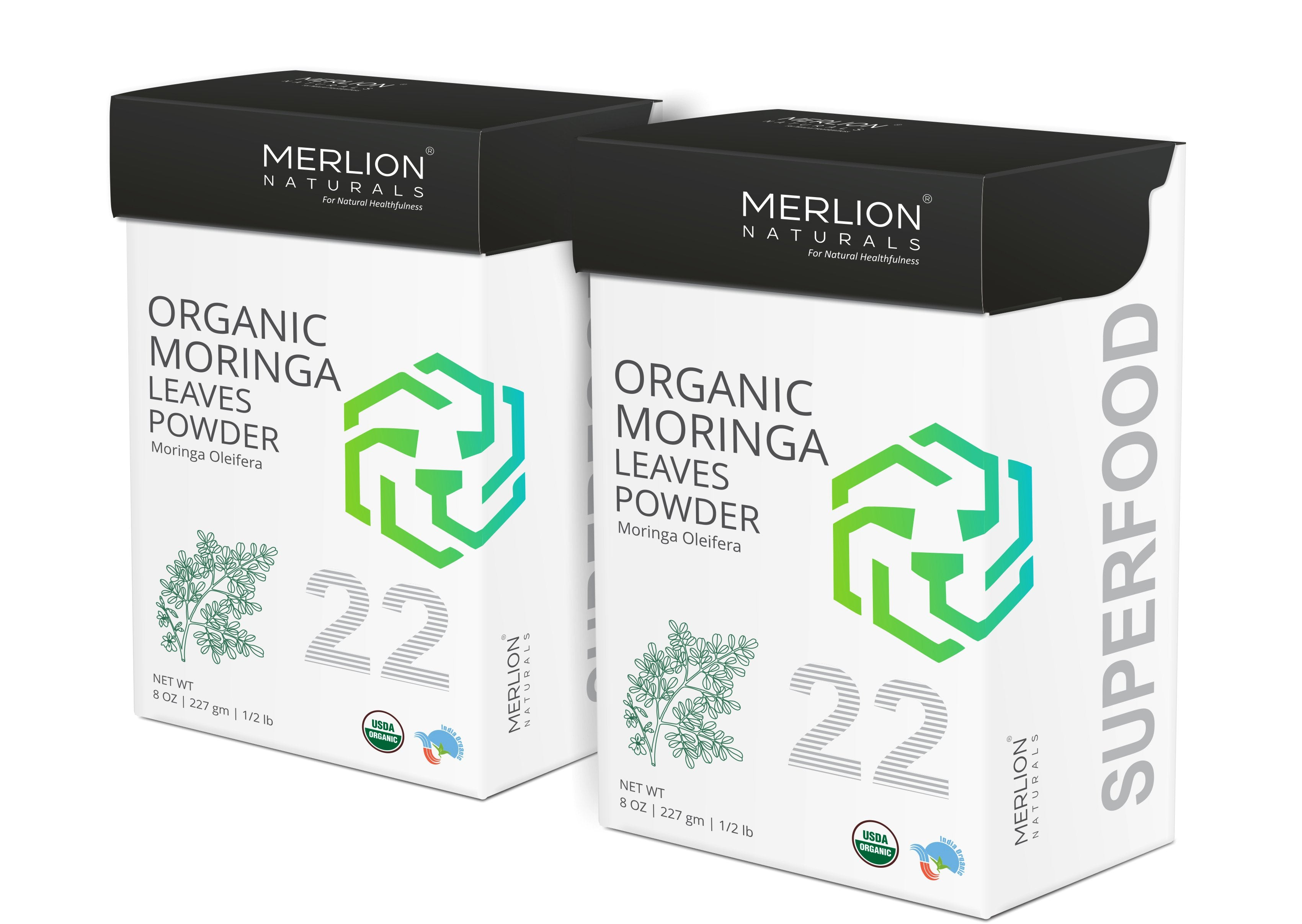 Organic Moringa Leaves Powder | Moringa oleifera