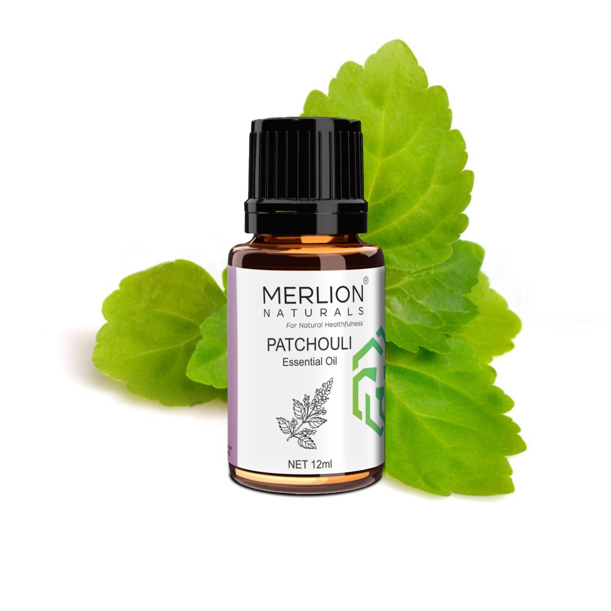 Patchouli Essential Oil 12 ml