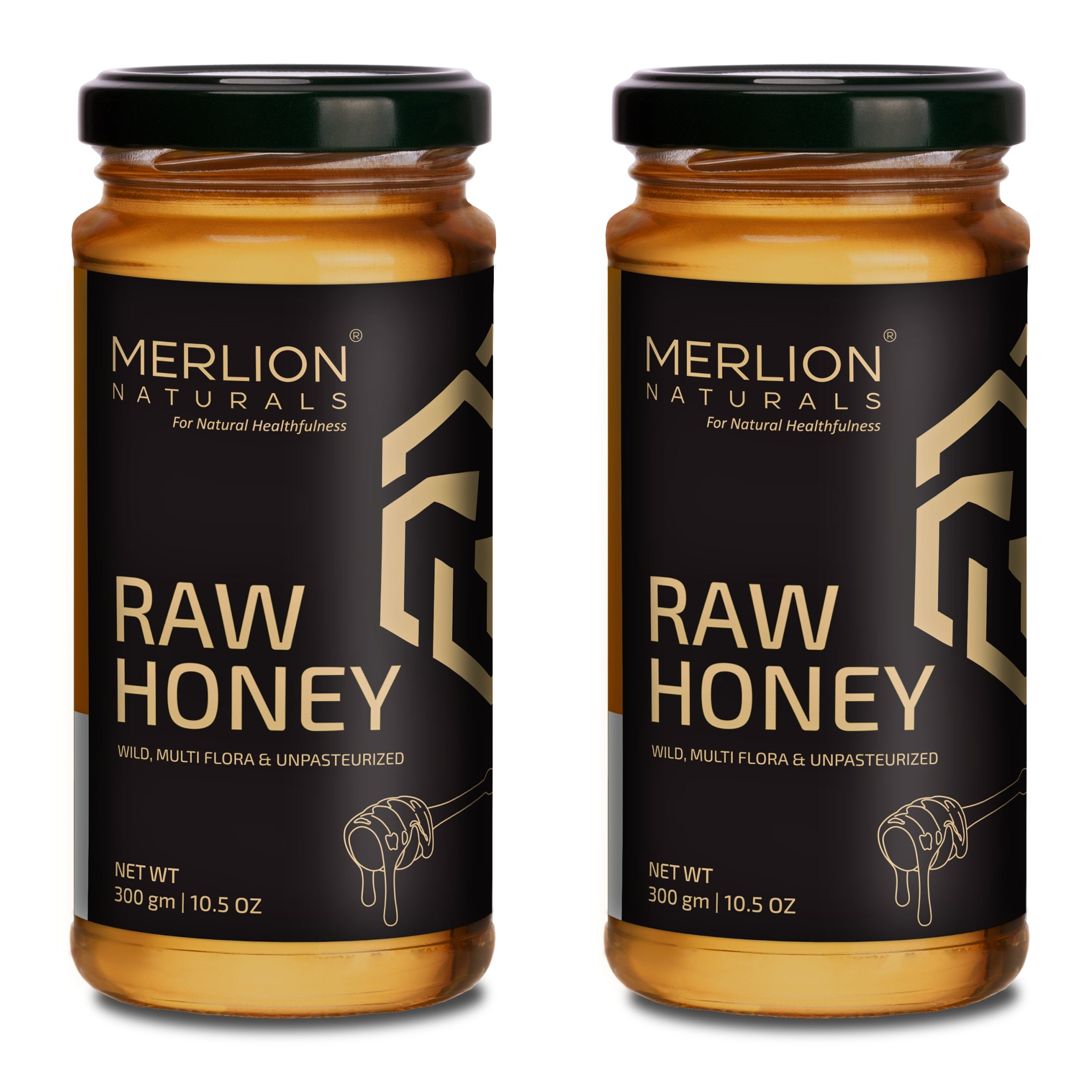 Raw Honey | Wild / Forest | Multiflora