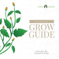 Deluxe Herb Kit Grow Guide