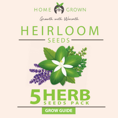 5 Herb Grow Guide