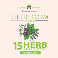 15 Herb Grow Guide