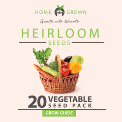 20 Vegetables Grow Guide