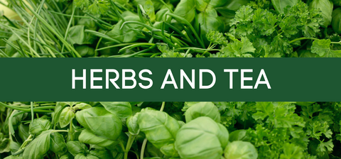 Herbs and Tea Grow Guides
