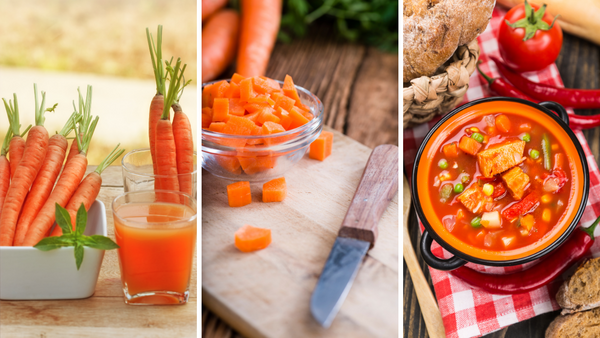 Best Ways to Use Your Fresh Carrots