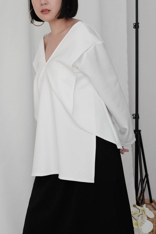 Leah Multiway Top in White