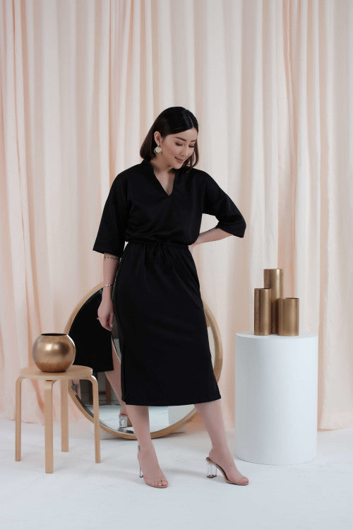 Spencer Dress in Black