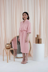 Spencer Dress in Pink