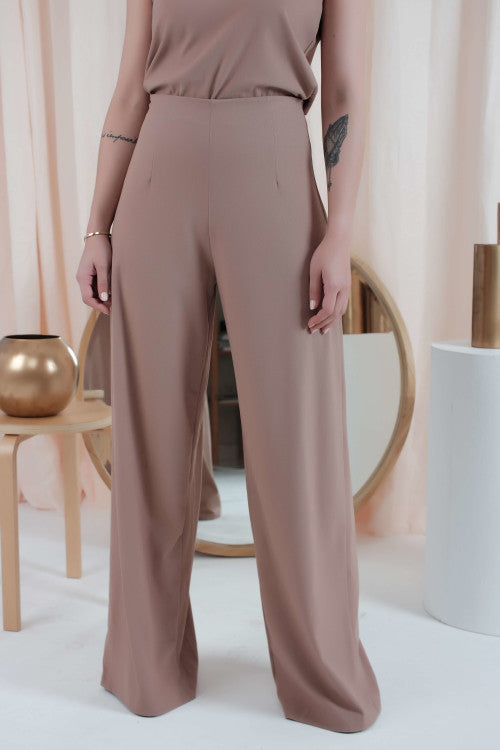 Lavin Wide Leg Pants in Milo