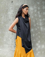 Costa Multiway Vest Top in Black (READY STOCK)