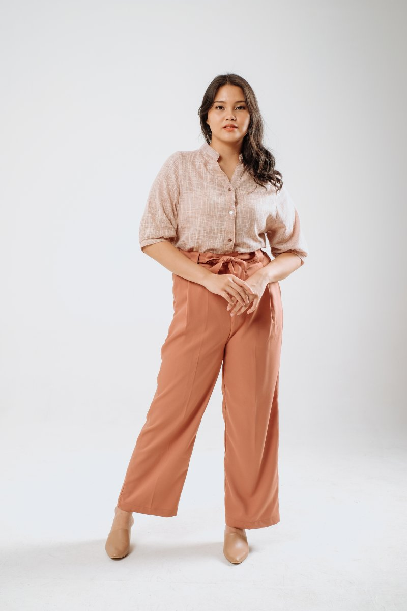 Denver Cullote Pants in Rose