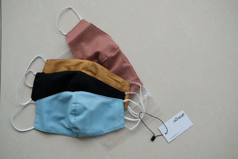 Cloth Mask Package 50pcs