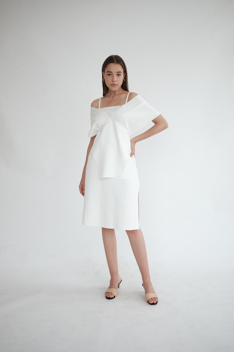 Sierra Multiway Dress in White