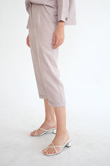 Kennedy Ankle Pants in Ashlilac