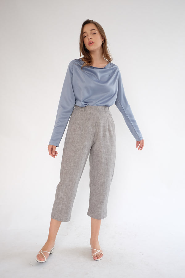 Soho Daily Pants in Grey